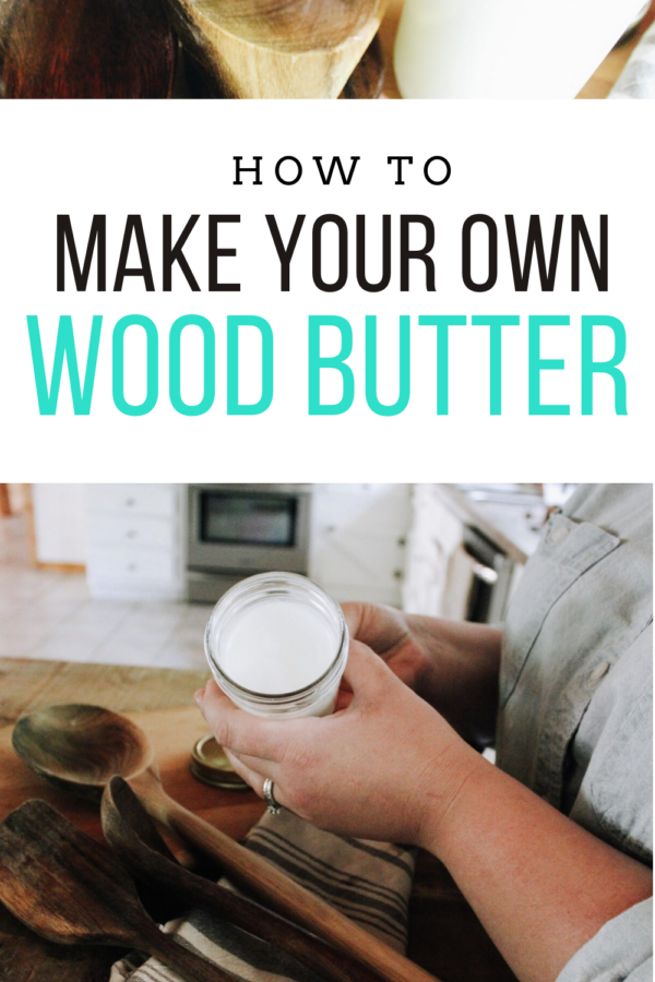 MAKE YOUR OWN WOOD CONDITIONER