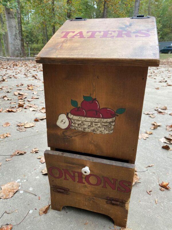 ODL TATER BOX