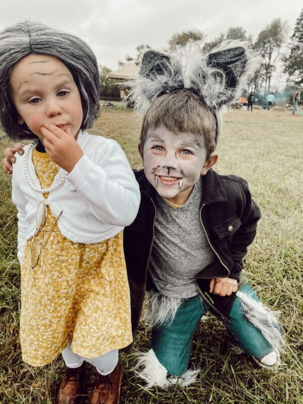 last minute halloween costume ideas for boys werewolf and granny
