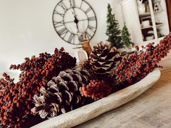 christmas bowl filler diy