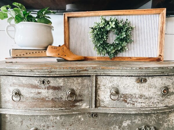 old canvas makeover easy diy for decor