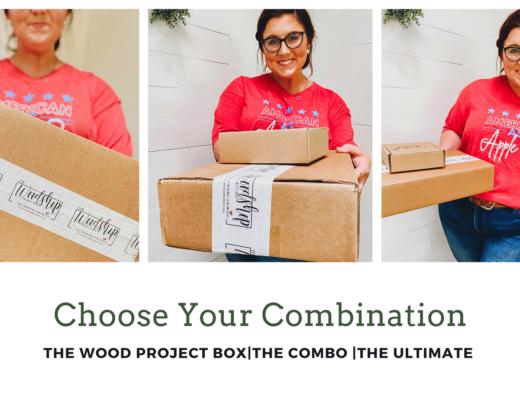 wood project box