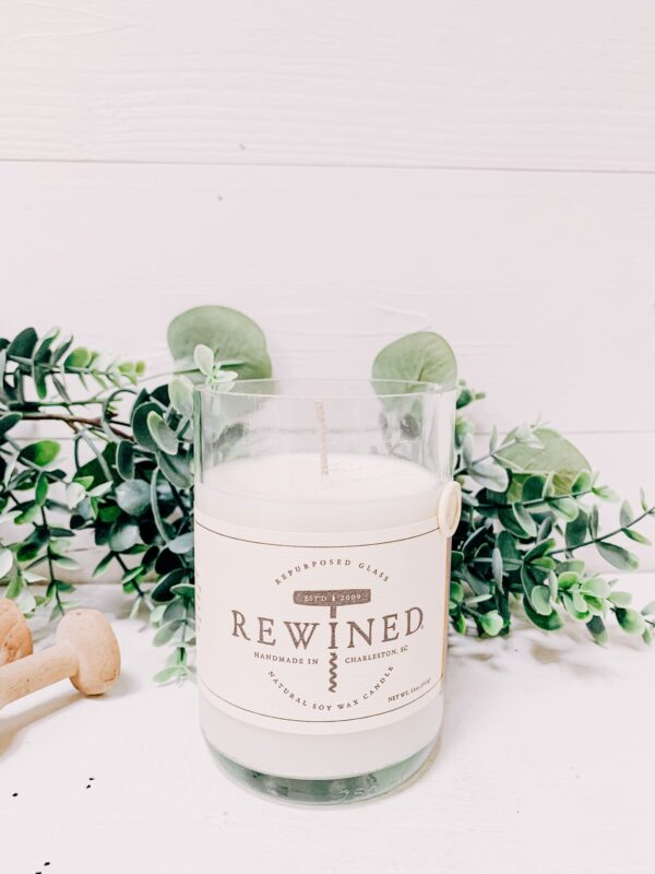 Neutral Home Decor The Homegoods Market - Rewined Rose Candle