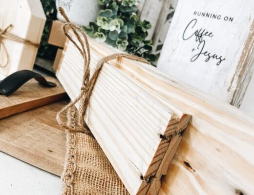 The Wood Project Box - The Homegoods Market