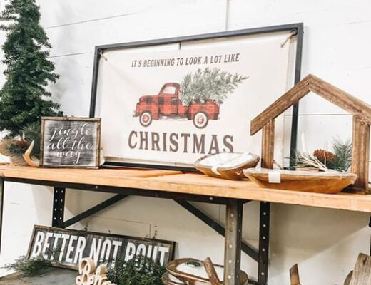 The HomeGoods Market - Christmas in July