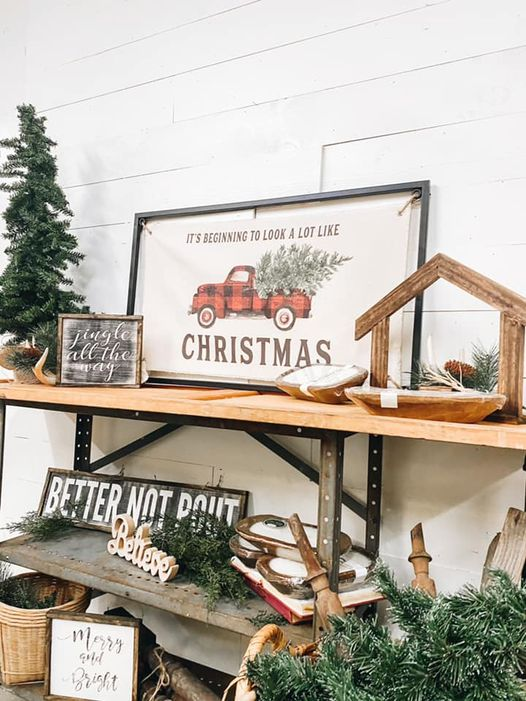 The Homegoods Market - Christmas in July Product Recap