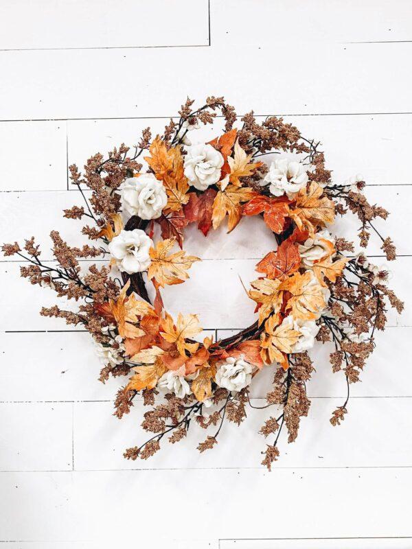 The HomeGoods Market - Cinnamon Spice Wreath