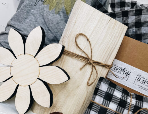 Roost and Restore - July Wood Project Box