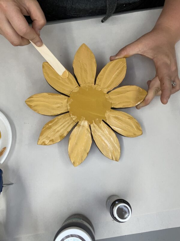 Wood Buttering Painting Technique - The HomeGoods Market