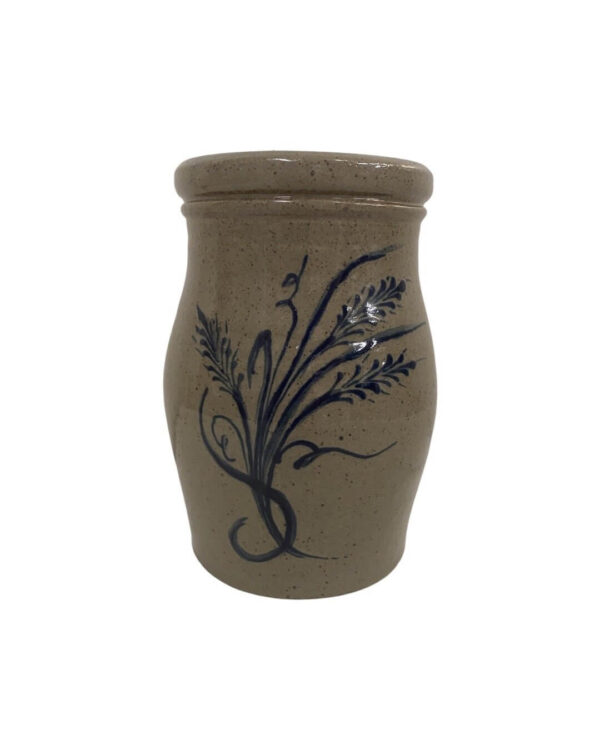 The HomeGoods Market - Beautiful Farmhouse Stoneware Wheat Utensil Jar