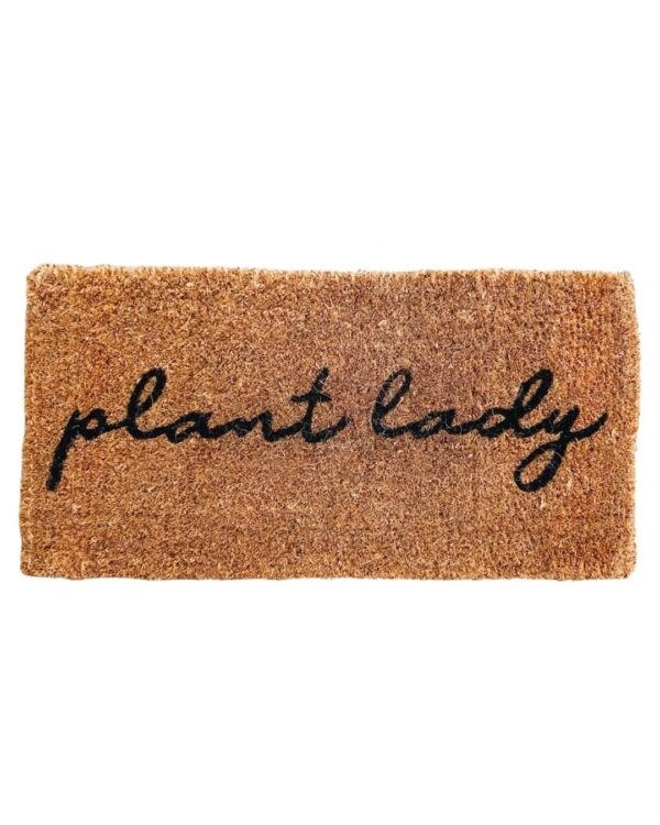 Roost and Restore Home - Plant Lady Doormat Everyday Decor