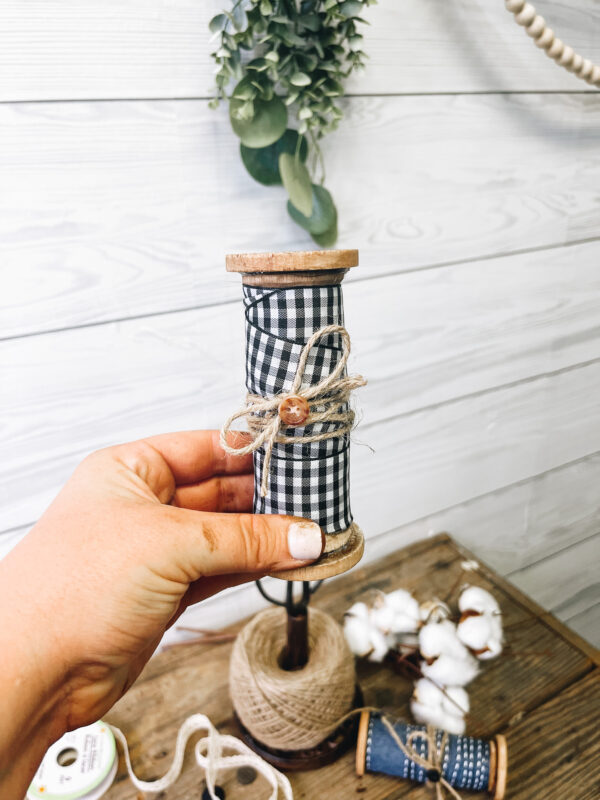 Roost and Restore Home - Vintage Inspired Wood Spools