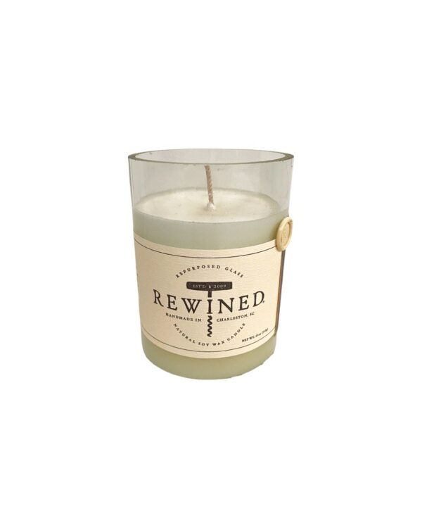 Rewined Rose Candle - Locally Made Roost and Restore