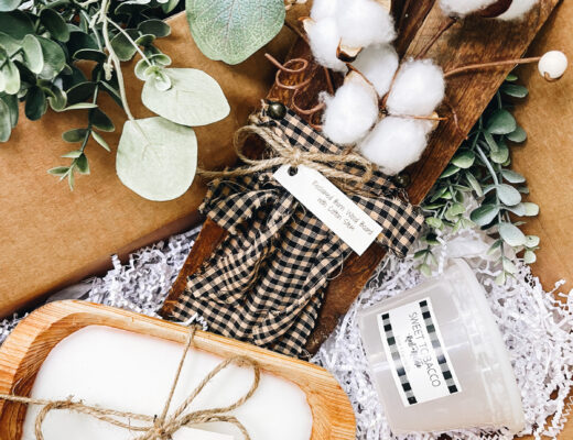 September DIY Decor Box - Roost and Restore