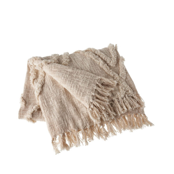Roost and Restore Home Cozy New Home Arrival - Tufted Diamond Throw