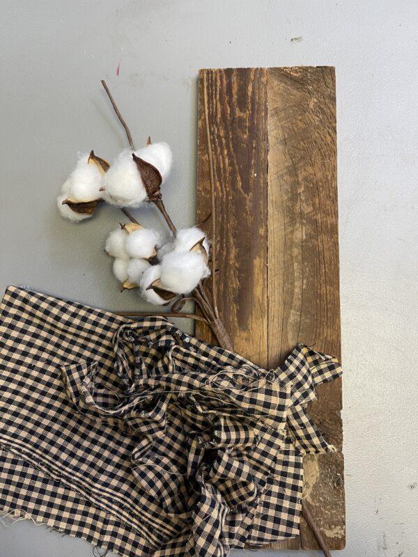 diy fall decor with scrap wood